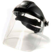 Honeywell™ Protecto-Shield Ratchet Headgear, Polycarbonate Visor, 11340145