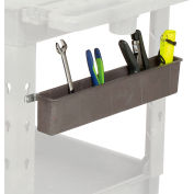 "Utility Bin and Rail Mounting Kit 21""L x 2-1/2""W x 4""H"