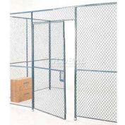 Wire Mesh Hinged Door - 8x4