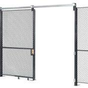 Wire Mesh Sliding Gate - 10x5