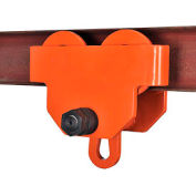 Global Industrial™I Beam Trolley 10,000 Pound Capacity