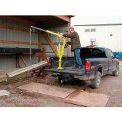 Vestil acier treuil actionné Pick-up, remorque & camion grue de potence WTJ au-2 1000 Lb.