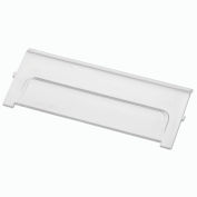Quantum Clear Window WUS224 for Stacking Bin 269688 and QUS224  Price for Pack of 12