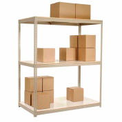 """Additional Shelf With Laminated Deck 72""""W x 24""""D Tan"""