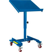 Inclinaison de la capacité de travail Table 150 lb 22 x 21 avec vis de Friction