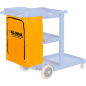 Replacement Vinyl Bag for Janitorial Cart