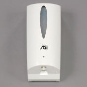 ASI® Automatic Soap Dispenser White Plastic - 0361