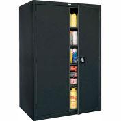 Sandusky Elite Series Storage Cabinet EA4R462478 - 46x24x78, Black