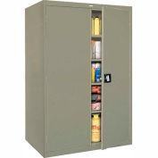 Sandusky Elite Series Storage Cabinet EA4R462478 - 46x24x78, Sand