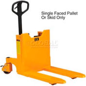 Manual Hand Pump Portable Container, Pallet & Skid Tilter 2200 Lb. Capacity