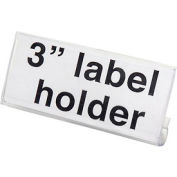 "Nexelite 3"" Label Holder"