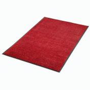 Plush Super Absorbent Mat 3' W Full 60 Ft. Roll Red-Black