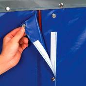 Replacement Liner for Best Value 24 Bushel Blue Vinyl Basket Bulk Truck