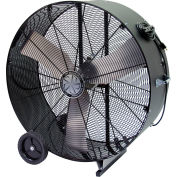 TPI PB30D,30 Inch Portable Blower Fan Direct Drive 1/4 HP 4400 CFM