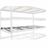 "Gravity Flow Carton Rack Additional Level 96""W x 48""D"