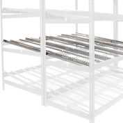 "Gravity Flow Carton Rack Additional Level 96""W x 72""D"