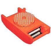 Vestil 15,000 Lb. Machinery Mover Roller Dolly VHMS-15 - Swivel Top Plate