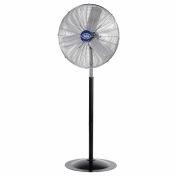 Ventilateur à colonne industriel de luxe, 30 po, oscillant,10000 pi³/min, 1/2 HP