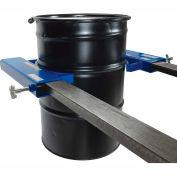 Vestil Fork Mounted Drum Gripper FDG-55 for 55 Gallon Steel Drums