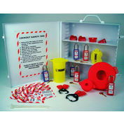 NMC LOC1 Lockout Tagout Station