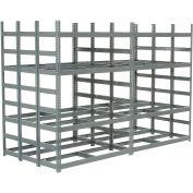 """Bar Storage Rack 56""""W X 120""""D X 84""""H"""