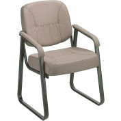 Guest Chair - Fabric - Gray