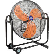 "36"" Tilt Blower Fan - Portable - Direct Drive - 13300 CFM - 2/3 HP"