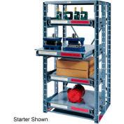 Etaler Extra Heavy Duty rayonnage le module 4 plateau 48 x 48 x 85