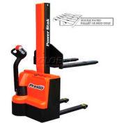 "PrestoLifts™ PowerStak™ Fully Powered Stacker PPS2200-62NFO-21 2200 Lb. 62"" Lift"