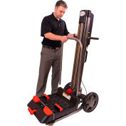 Magliner® LiftPlus™ Folding Battery Powered Lift Truck LPS4814NA1 - Vice Clamp Platform