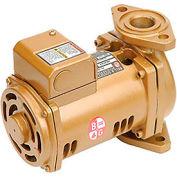 Maintenance-Free Series PL™ Bronze Circulator PL 55B Pump 1BL068LF - 2/5HP, 115V