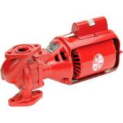 Pompe à circulateur à trois pièces en fonte HV série 100 NFI 102210-1/6 HP