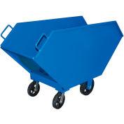 Vestil Steel Chip, Scrap & Waste Truck CHIP-26.7 1 Cu. Yd. 2000 Lb. Cap.