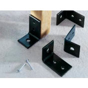 Steel Bench Anchors (set of 4)