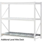 """Additional Level 72""""W x 18""""D Wire Deck"""