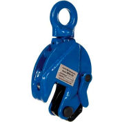 Vestil Vertical Plate Clamp Lifting Attachment EPC-10 1000 Lb. Capacity