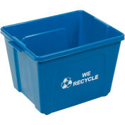 Recycling Bin - 14 Gallon
