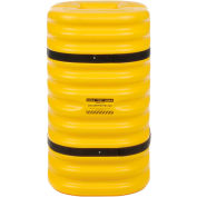 "Eagle Column Protector, 12"" Column Opening Yellow, 1712"