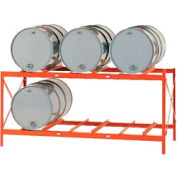 Drum Storage Rack - 6 Drum Storage - DR6-2H