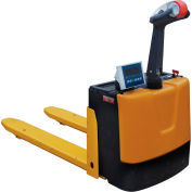 Vestil Self-Propelled Electric Scale Pallet Jack Truck EPT2547-30-SCL 3000 Lb.