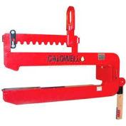 Caldwell C-Hook Pipe Lifter CPL-4,5 9000 lb capacité