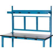 """60"""" Panel Mounting Kit-Blue"""