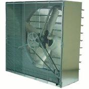 TPI 36 ventilateur armoire avec volets CBT-36 b-3 1/2 HP 9870 CFM 3 PH