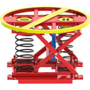 Southworth PalletPal 360™ Spring-Actuated Pallet Carousel Skid Positioner