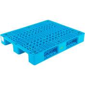 Rackable Pallet 47-1/8x39-1/4, 13200 Lb Floor & 3330 Lb Fork & 2200 Lb Rack Cap.