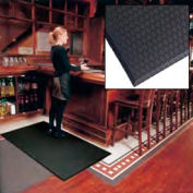 "Cushion Max Anti Fatigue Mat 24"" Wide Black from 3 Ft up to 45 Ft"
