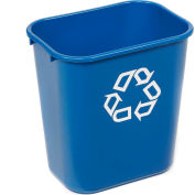 Corbeille pour recyclage Rubbermaid®, 28-1/8 pintes