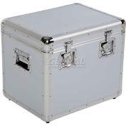 """Vestil CASE-M Aluminum Storage Case Medium 21-1/2"""" x 16-1/4"""" x 19-1/4"""""""