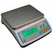 """Adam Equipment LbK6a Digital Parts Counting Scale 6lb x 0.001lb 9-13/16"""" x 7-1/8"""" Platform"""