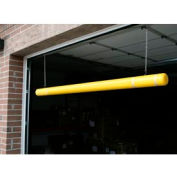 "120"" Clearance Bar - Yellow Bar/White Tapes"